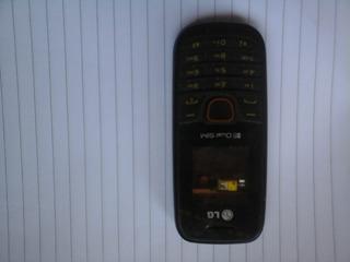 Carcaça Celular Modelo: Lg A275