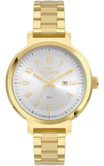 Relógio Technos Feminino 2015cdq/4k Original Nota Fiscal