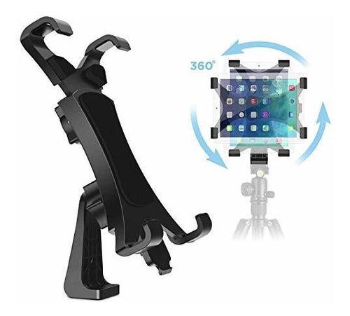 Ipow Adaptador De Montaje De Tripode Para iPad Resistente A