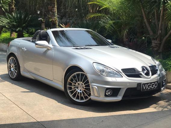 Mercedes-benz Slk 55 Amg 5.5 Roadster V8 Gasolina 2p