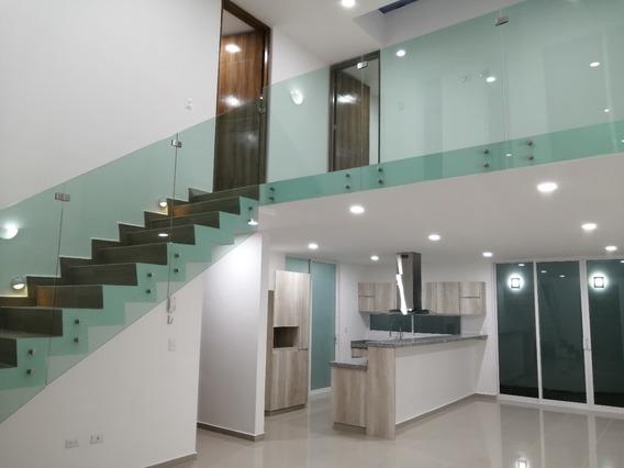 Casa Moderna Plusvalia A 7min Del Centro Equipada Lujosa