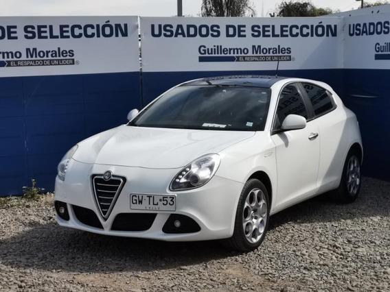 Alfa Romeo Giulietta Giuletta Distinctive 1.4 Tct 170cv 201