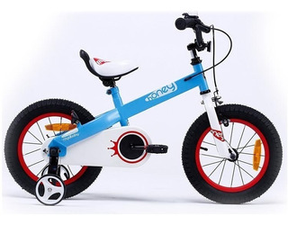 Bicicleta Infantil Royal Baby Honey Rod. 16 Unisex