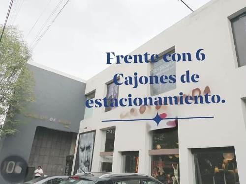 Local En Renta En San Angel In, 346 M2, 2 Niveles, Avenida