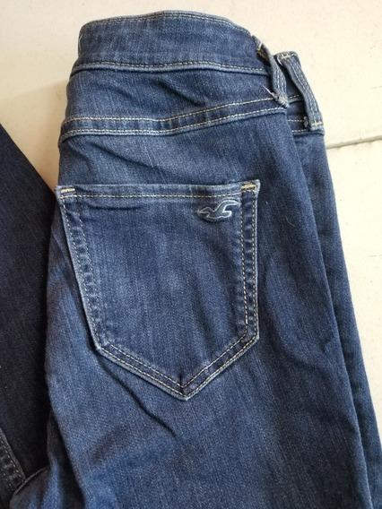 Hollister Jeans Para Mujer Modelos Actuales Al Mejor Precio En Mercado Libre Mexico