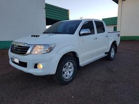 Toyota Hilux Srv Diesel Automatica-2013