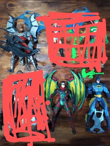Lote De Figuras De Batman Legends Of The Dark Knigth