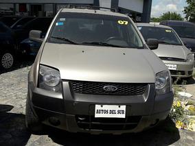 Ford Ecosport Xls 1.6 2007 Tomo Usado