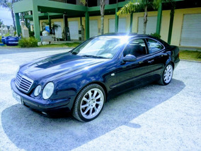 Mercedes-benz Classe Clk 320 A Mais Bonita Do Brasil