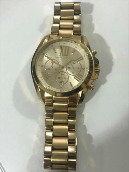 Relógio Michael Kors 5605 Usado