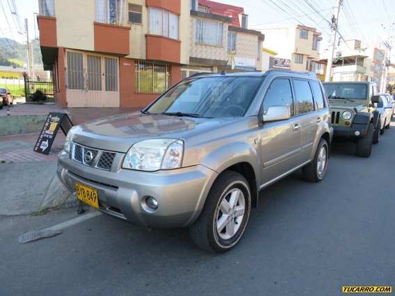 Nissan X-trail Clasic At 4x4 2500cc Abs 2ab