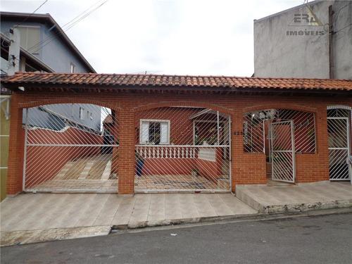 Imagem 1 de 14 de Casa Residencial À Venda, Jardim Fazenda Rincão, Arujá. - Ca0055