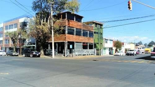 Venta De Edificio Para Oficinas. Av. Benito Juarez. Toluca Centro.