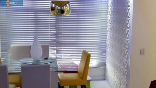 Lindo Apartamento Altos Da Raposo - Andar Baixo - Gv20525