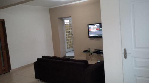Imagem 1 de 10 de Sobrado Com 04 Dormitórios E 186 M² A Venda No Parque São Lucas, São Paulo | Sp. - Sb2819v
