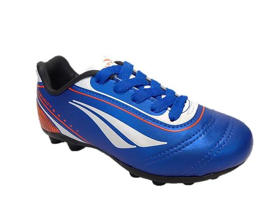 Chuteira Campo Penalty K Soccer Matis V Azul 004386