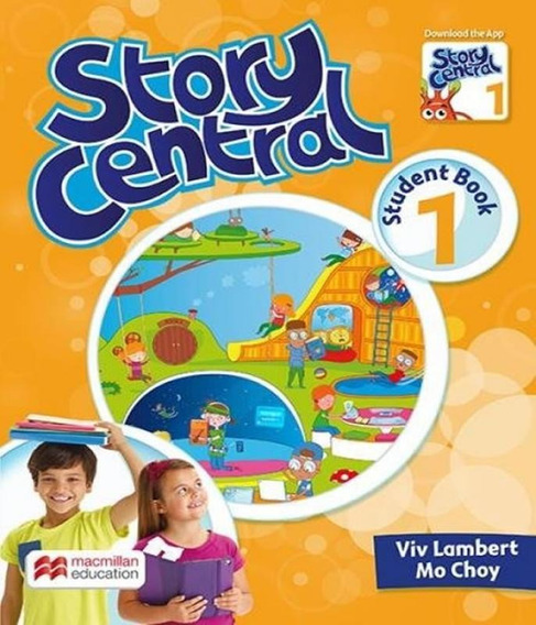 Story Central 1 - Student´s Book With Ebook Pack