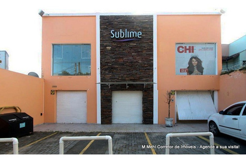 Loja À Venda Com 394.8m² Por R$ 1.280.000,00 No Bairro Atuba - Curitiba / Pr - M2at-lmm