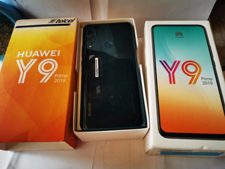 Huawei Y9 Prime Verde