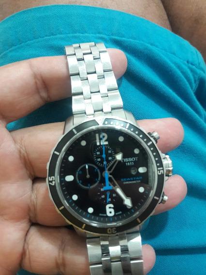 Vendo Um Relógio Tissot Seastar