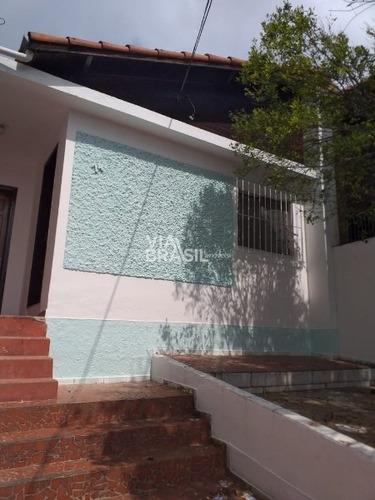 Casa Térrea A Venda No Bairro Independência - 1117