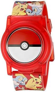Reloj Multicolor De Cuarzo Analógico Con Pantalla Digital P