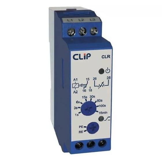 Temporizador Clip Potenciômetro Clip Clr 24242 Vca/vcc