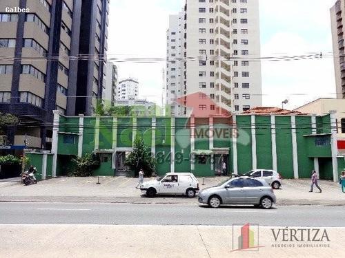 Terreno Para Venda Em São Paulo, Santo Amaro - 2000/2480_1-1277105