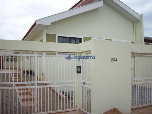 Apartamento Para Alugar, 45 M² Por R$ 650,00/mês - Jardim Piza - Londrina/pr - Ap1874