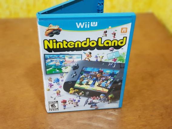 Nintendo Land Usado Nintendo Wii U