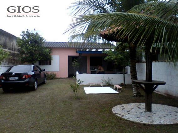 Casa Residencial À Venda, Balneário Porto Velho Ii, Ilha Comprida. - Ca0064