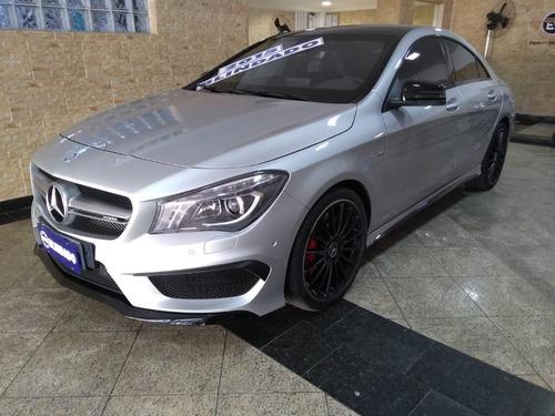 Mercedes-benz   Cla 45 Amg  2.0 16v Turbocharged Gas 4p Aut