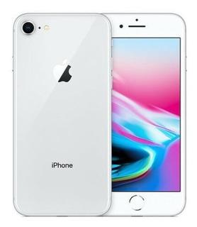 Apple iPhone 8 64gb Silver Semi-novo Desbloqueado