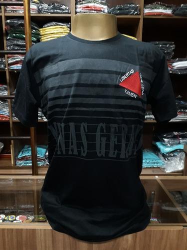 Camisa Bandeira De Minas Estilizada.... Loja Postal De Minas