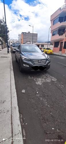 Hyundai Santa Fe 2014 Tm 2.4 3 Filas Gasol