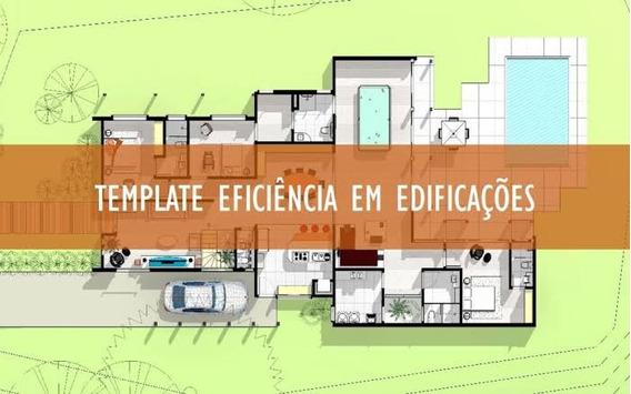Template Eficiência Em Edificação + Curso + Brinde