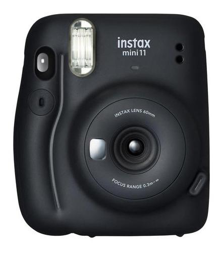 Câmera Instantânea Instax Mini 11 Fujifilm Grafite-705065897