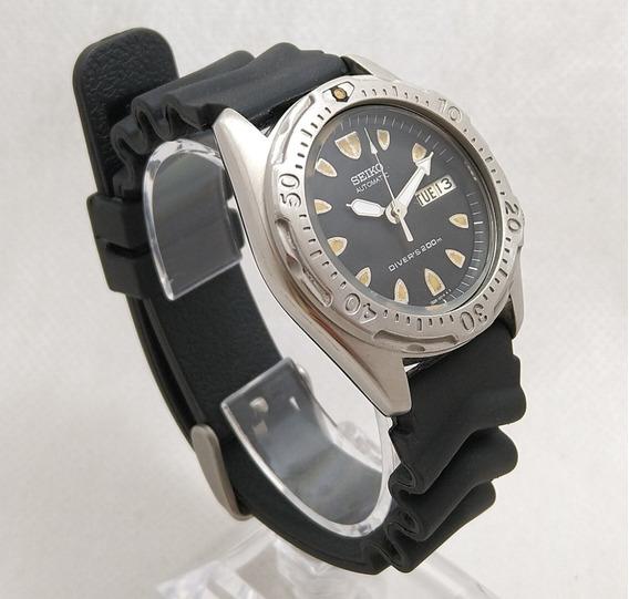 Relógio Seiko Diver 7s26-0010 08-1996 Perfeito Estado Funcio