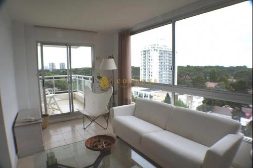 Apartamento En Roosevelt, 2 Dormitorios Ideal Para Vivir Todo El Año- Ref: 3859