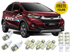 Kit Lampada Led Efeito Xenon Honda Wrv Frete 12.00 - Anx