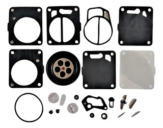 Kit Reparación Carburador Mikuni Super Bn 38/44 Sea Doo
