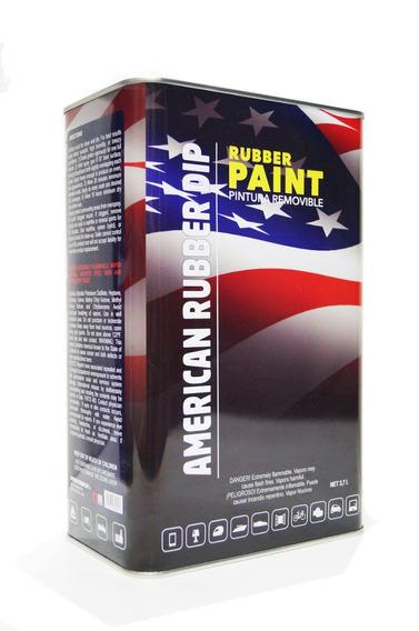 Galón American Rubber Dip Pintura Removible - Vinilo Liquido