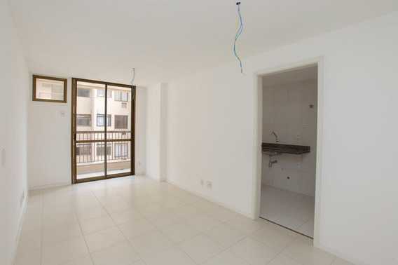 Apartamento Em Centro, Niterói/rj De 57m² 2 Quartos À Venda Por R$ 385.000,00 - Ap407120
