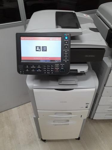 Equipamento Impressão Laser Ricoh Multif Sp5210sr 50ppm