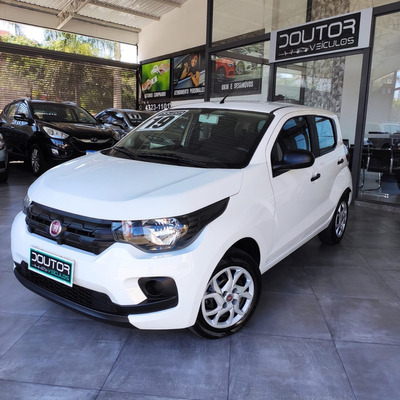 Fiat Mobi 1.0 Like Flex Manual 4p 2019/ Mobi 19