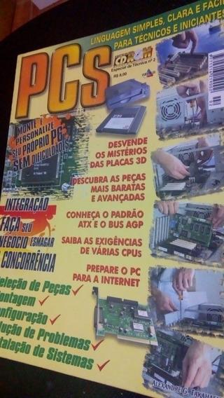 Revistas Pcs. N° 2, 4, 6, 13, 16 E 19.