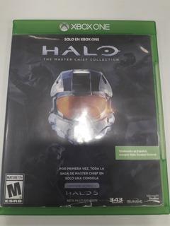 Juego Para Xbox One ( Halo ) The Master Chief Collection
