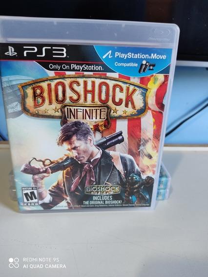 Jogo Bioshock Infinite Para Ps3