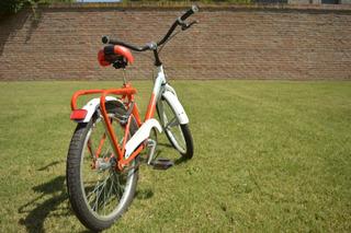 Bicicleta Con Luces En Las Ruedas Para Nena