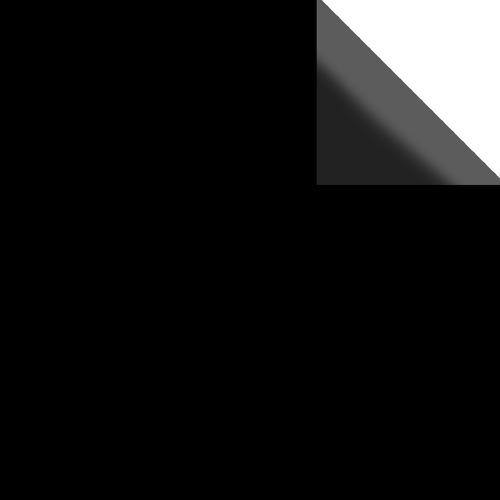 Papel Contact Autoadhesivo Pvc Muresco Negro 10m Soul